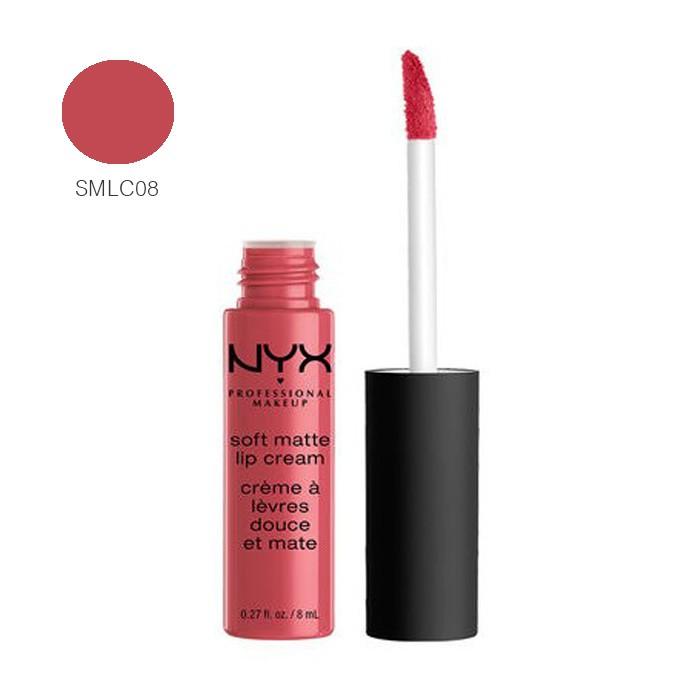NYX Professional Makeup Soft Matte Lip Cream - SMLC08