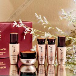 Sulwhasoo Timetreasure Renovating Skincare Set